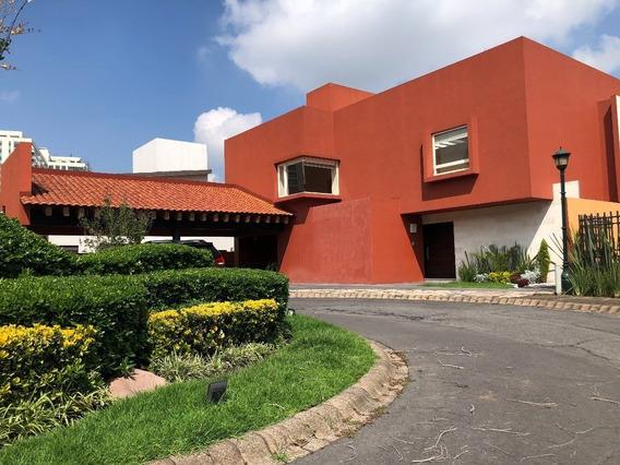 Preciosa Casa En Fraccionamiento Villa Magna