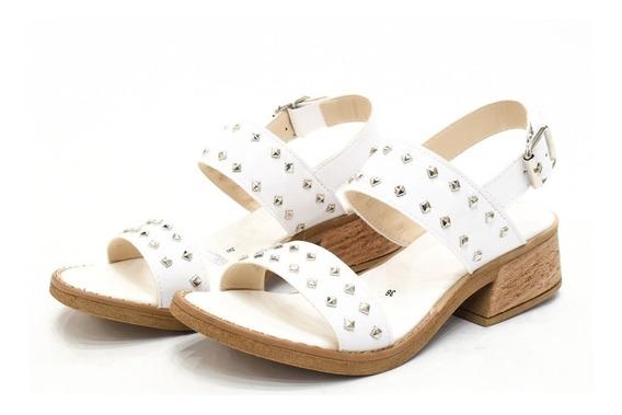 Sandalia Mujer Zapatos Savage 2019 Dama Moda Tachas Fb 140