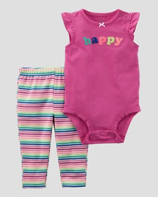 Conjunto Happy Rainbow Carter´s