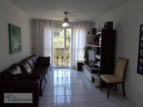 Imagem 1 de 24 de Apartamento Com 3 Dormitórios Na Vila Campestre - Ap1963
