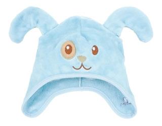 Gorro Para Bebé Friends Ultrasuave Con Orejitas Baby Mink