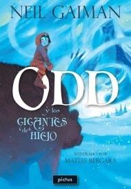 Odd Y Los Gigantes De Hielo (ilustrado)