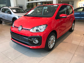 Volkswagen Up! High Tsi Turbo Rojo 0km 2019