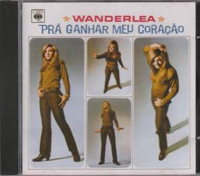 Wanderléa - Cd Pra Ganhar Meu Coração - 1968