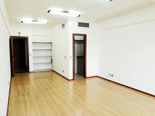 Sala À Venda, 35 M² Por R$ 180.000,00 - Centro - Campinas/sp - Sa0033