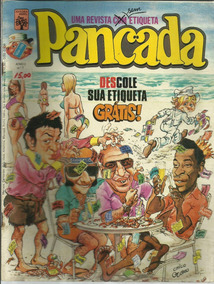 Revista Pancada N°7 Original