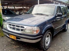 Ford Explorer Mod 98 4x4 Gas-gasolina