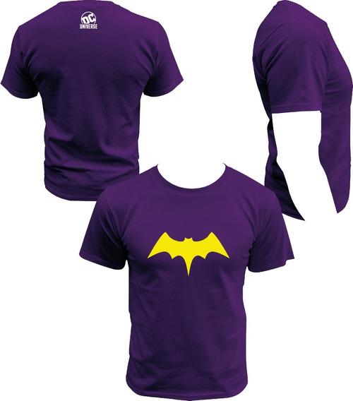 Playera Batgirl Barbara Gordon Batman Batichica