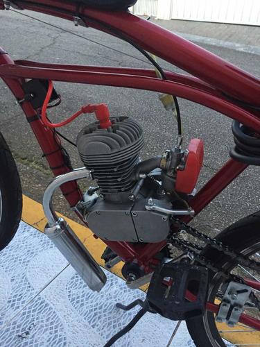 Bike Caiçara 100cc