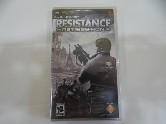 Resistance Retribution - Psp