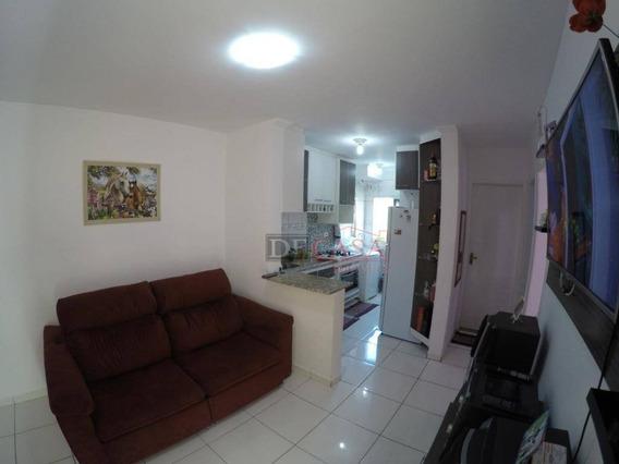 Apartamento Com 2 Dormitórios À Venda, 40 M² Por R$ 160.000,00 - Vila Cristina - Ferraz De Vasconcelos/sp - Ap4740