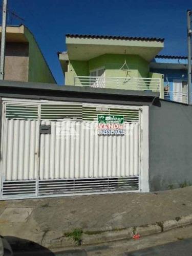 Imagem 1 de 22 de Venda Sobrado 3 Dormitórios Ponte Grande Guarulhos R$ 550.000,00 - 33694v