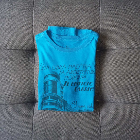 Camiseta Arquitetura Madrid