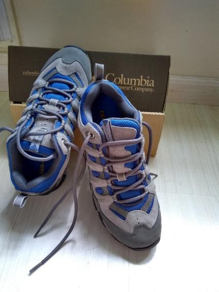 Zapatos Deportivos Columbia Caballero