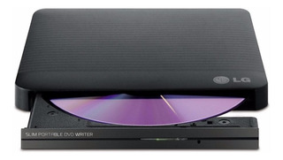 Grabadora Lectora Lg Dvd Cd Externa Slim Usb 2.0