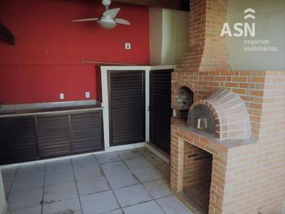 Duplex Em Condomínio Fechado, 2 Suítes, Churrasqueira, Piscina E Móveis Planejados - Ca0181