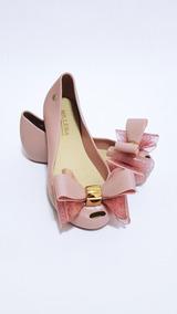 Sapatilha Sapato Feminino Infantil Criança Tipo Melissa