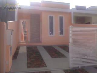 Casa Residencial À Venda, Jardim Sudo, Piracaia. - Ca0086