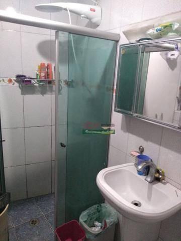 Imagem 1 de 12 de Sobrado Com 4 Dormitórios À Venda, 150 M² Por R$ 297.000 - Jardim Campanário - Diadema/sp - So2254