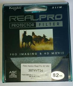 Filtro Kenko Real Pro Protector 82mm