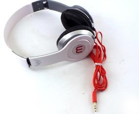 Fone De Ouvido Headphone Ltomex Branco Ajustavel A10107