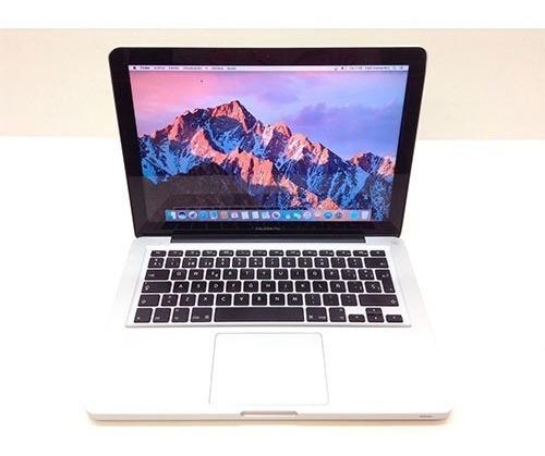 Macbook Pro 13! Impecable!!! En Caja Original! 500! I5, 4gb