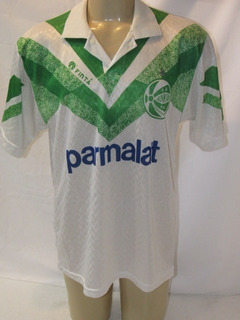 Camisa De Futebol Do Juventude - Finta Parmalat #10 1994 Vc1