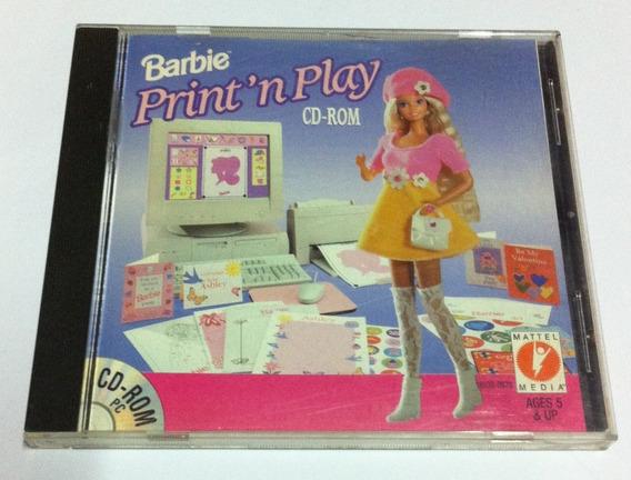 Barbie Print