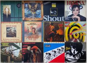 Lote De Discos De Vinil Pop Rock Anos 70/80 C/ 28 Discos