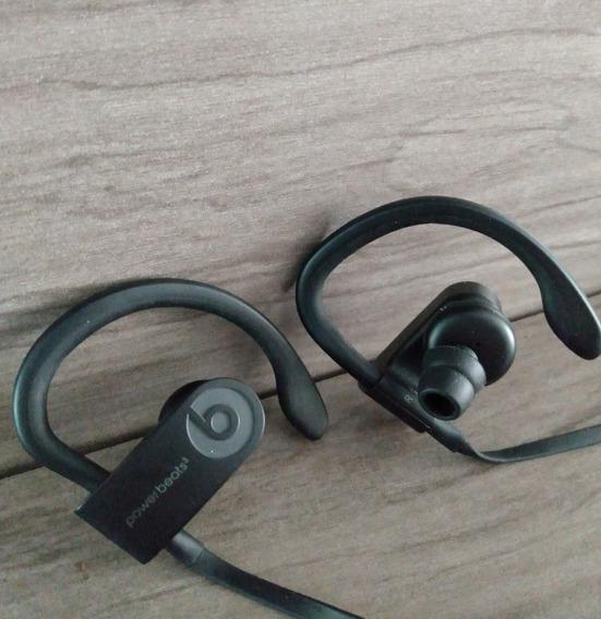 Fone Powerbeats 3 Wireless Original Preto Excelente Estado