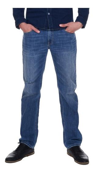 Pantalón Innermotion De Mezclilla Straight Fit. Estilo 3266