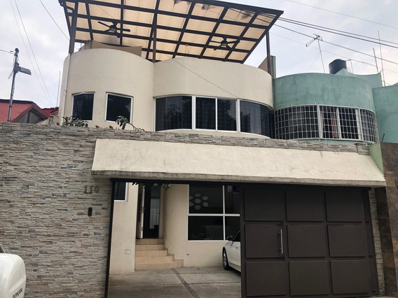 Casa En Venta Jacarandas, Tlalnepantla