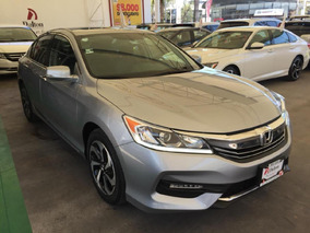 Honda Accord 2017 4p Exl Sedán L4/2.4 Aut Navi
