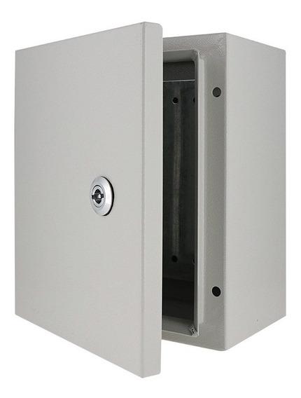 Gabinete Metalico 25x20x15 Cm 250x200x150 Mm Con Platina