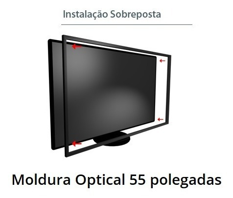 Monitor Touchscreen 55 Polegadas - Tv Touchscreen 55