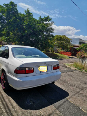 Honda Civic Ex 98 Frente 2000, Vtec, ¢2.500.000 Exc Estado