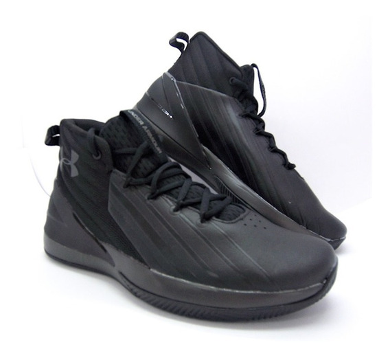 Zapatillas Botas Basquet Under Armour Lockdown 3 Oferta