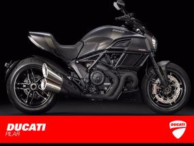 Ducati Diavel Carbon Asphalt 0km 2017 - Ducati Pilar.