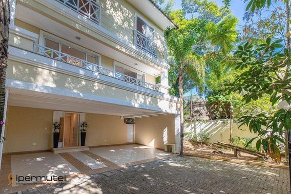 Casa Com 4 Dormitórios À Venda, 367 M² Por R$ 2.990.000,00 - Brooklin - São Paulo/sp - Ca0066