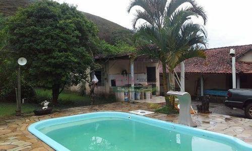Imagem 1 de 11 de Chácara Com 2 Dormitórios À Venda, 64000 M² Por R$ 650.000 - Bairro Do Retiro - São José Dos Campos/sp - Ch0229