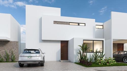 Imagen 1 de 9 de Casas En Venta En La Privada Exclusiva Otavia Residencial