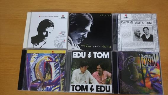 Coleção Tom Jobim - 6 Cds
