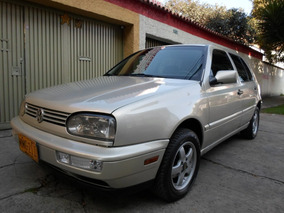 Volkswagen Golf Manhattan 1998 Mecanico
