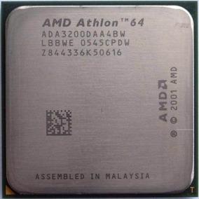 Processador Amd Athlon 64 - 3200 - Ada3200daa4b - Soquet 939
