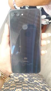 Celular Xiaomi Mi 8 Lite, 64 G De Memória, 4 Ram