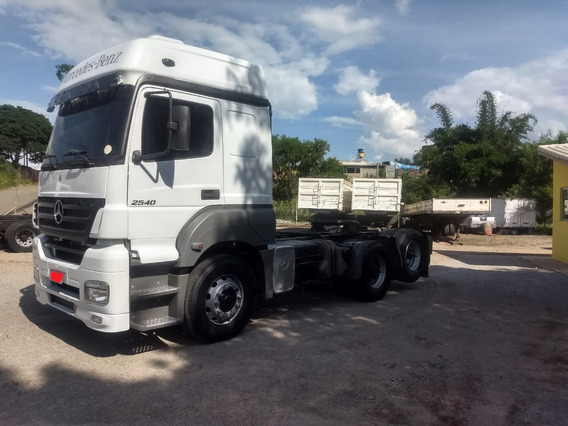 Mercedes Benz Mb Axor 2540 S 6x2 Trucado 2008