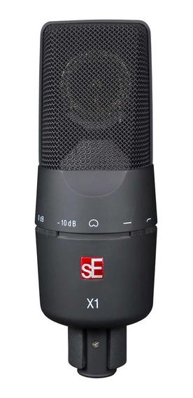 Microfone Se Electronics X1 Com Importador Oficial