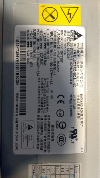Fonte Servidor Ibm X3400 X3500 Dps-670bb A P/n 24r2719