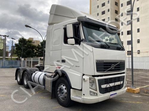 Imagem 1 de 15 de Volvo Fh 460 6x2 Ano 2014 Aut. + Ar.