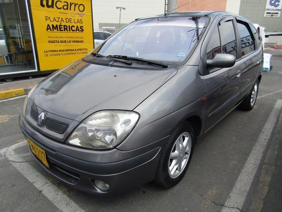 Renault Scénic Fase Iii